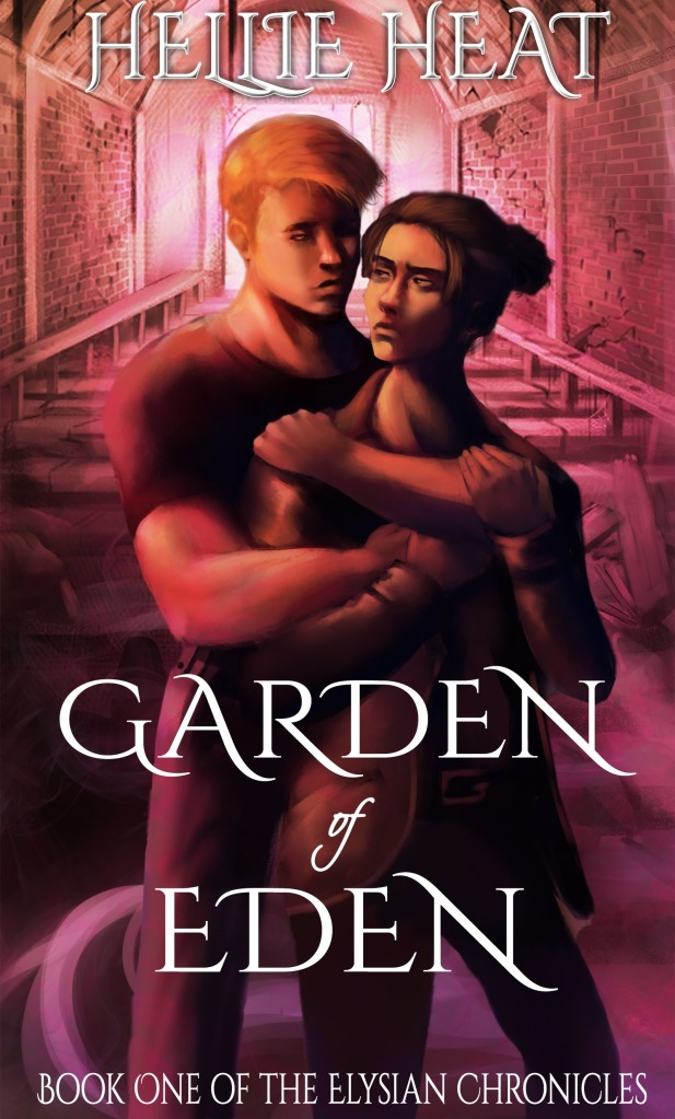 Cover art for Garden of Eden
